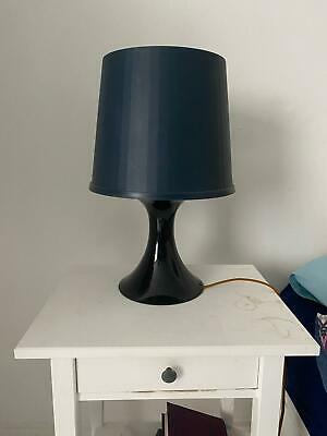 PAIR Of IKEA Lampan Table Lamp/Bedside Lamps - Excellent Condition • 10£