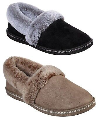Skechers Women's Slippers. Cozy Campfire-Team Toasty, 32777. Faux Fur Lined • 33.95£