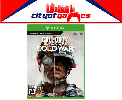 AU89.95 • Buy Call Of Duty Black Ops Cold War Xbox One Game Brand New & Sealed Pre Order