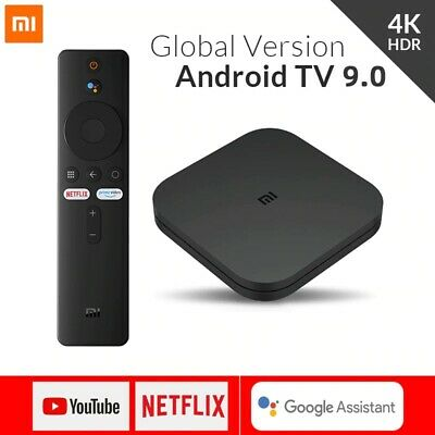 AU120 • Buy Xiaomi Mi TV Box S Android 9.0 4K HDR 2G 8G WiFi Google Cast Netflix Media