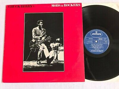 £8.49 • Buy CHUCK BERRY - Mods & Rockers 1980 Rock N'Roll Compilation (Roll Over Beethoven)
