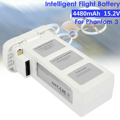 AU106.99 • Buy DJI Phantom 3 Intelligent Flight Battery-4480mAH 15.2V,LiPo 4S