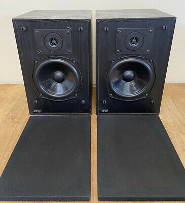 JPW Minim Speakers - Boxed • 59.95£
