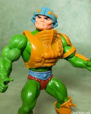 $29.99 • Buy HE-MAN Masters Of The Universe MAN AT ARMS Action Figure Taiwan 1980's Vintage