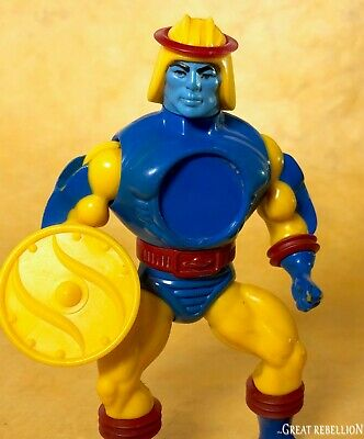 $11.99 • Buy HE-MAN Masters Of The Universe Sy-Klone Action Figure 1980's Vintage Mattel