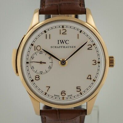£25504.78 • Buy IWC Portuguese Minute Repeater, Ref IW524202, Limited Edition, 18K Rose Gold