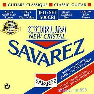 $ CDN16.56 • Buy Savarez 500CRJ Nylon Corum Alliance Classic Guitar Strings Standard/High Tension