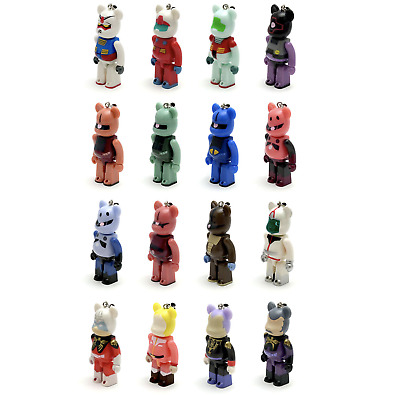 $180 • Buy Medicom Toy BE@RBRICK Bearbrick Gundam Pepsi All 16 Types 70% Japan Limited