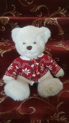 Harrods Christmas Bear 2012 • 25£