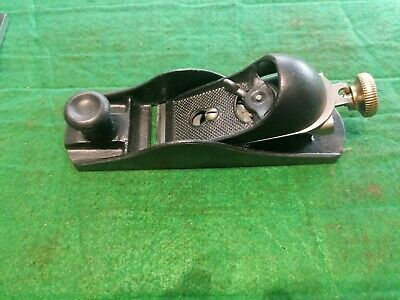 Stanley G12-220 Block Plane Very Good Condition.  • 35£