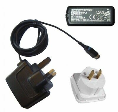 AU19.49 • Buy GAME BOY ADVANCE SP OFFICIAL MAINS CHARGER (GBA Game) GameBoy Power A