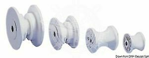 OSCULATI Marine Boat Nylon Spare Pulley For Anchor Chain Roller 40mm Diam • 8.78£