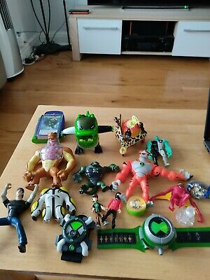 Massive Ben 10 Figures, Watches , Trading Card Toys Bundle • 19.99£