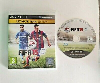 £4.17 • Buy Fifa 15 Ultimate Team Edition Playstation 3 Game Ps3 Case And Disc