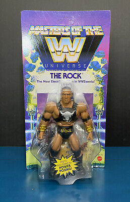 $39.99 • Buy 2020 Masters Of The WWE Universe Action Figure: THE ROCK