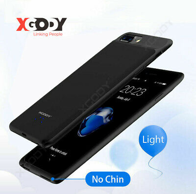 AU33.89 • Buy Ultra-Thin Battery Power Charger Charging Case Cover IPhone 7 8 6s 6 Plus X XS