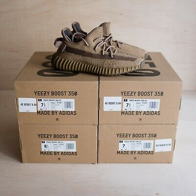 $ CDN589.92 • Buy Adidas Yeezy Boost 350 V2 Earth Size 7, DS BRAND NEW