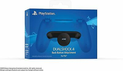 AU99.95 • Buy Official Sony DUALSHOCK 4 Back Button Attachment PS4 PLAYSTATION 4 READ