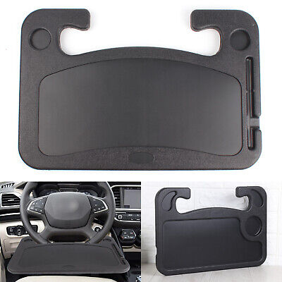 Car Van Back Seat Steering Wheel Table Food Tray Travel Laptop Work Station AC63 • 11.39£