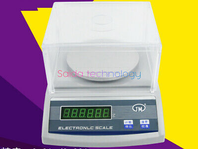 Electronic Balance Scale 0.01g Electronic Scale 0.001g Weight Scale Laboratory. • 98.22£