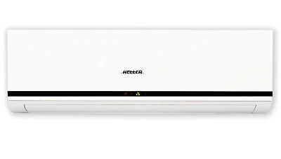 AU549 • Buy Heller 2.5KW Cooling & Heating Fixed Speed Air Conditioner With Split System HCH