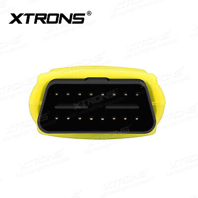 AU17.49 • Buy XTRONS Car Wireless WiFi ODB2 II Auto Diagnostic Scanner Tool For Android
