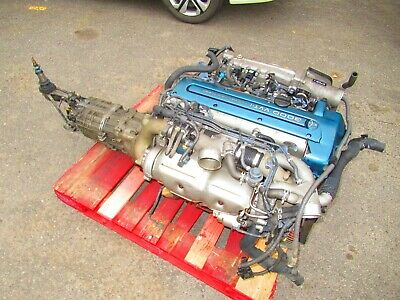 $ CDN24386.71 • Buy JDM Toyota Supra 2JZGTE VVTI Engine 6 Speed Getrag Transmission Aristo 2JZ-GTE