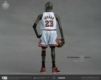 $499.99 • Buy Enterbay Eric So Michael Jordan Home Jersey Figure /500 Limited Edition-IN HAND