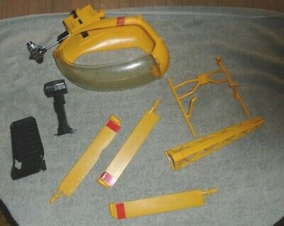 $ CDN40.20 • Buy PART ONLY Vintage 12 Inch Hasbro GI JOE Adventure Team Helicopter PARTS ONLY LOT