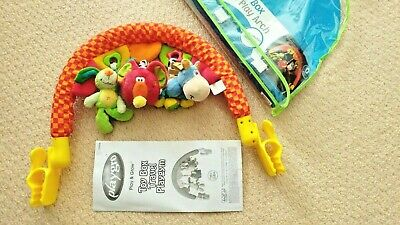 AU10 • Buy Playgro Travel Play Arch - Baby Toddler Pram Toy Accessories
