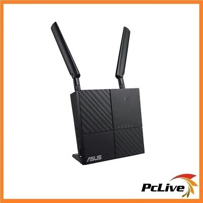 AU256.90 • Buy ASUS 4G-AC53U AC750 4G LTE Dual-Band Wi-Fi Modem Router, With SIM Card Slot