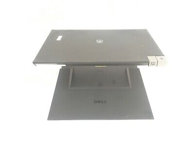 Dell Laptop Monitor Stand EPort Workstation Dell Part 0PW395 Good Working Order • 5£