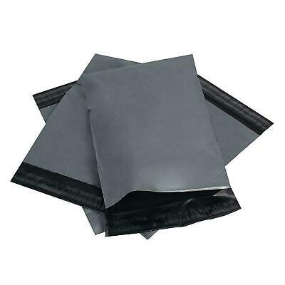 50 Strong Grey Mailing Bags 12 X 16  Parcel Postage Plastic Post Poly Self Seal • 3.69£