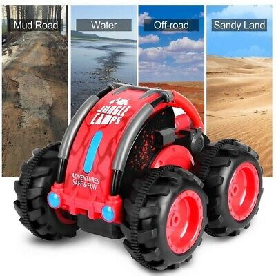 Waterproof RC Remote Control Stunt Car 4WD All Terrain - 2.4 GHZ • 14.99£