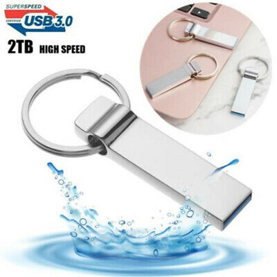 $ CDN13.10 • Buy High Speed Flash Drives 2TB Pen Drive Flash Memory USB 3.0 Stick U Disk Storage
