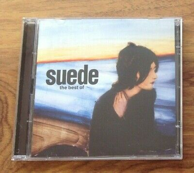 SUEDE THE BEST OF SUEDE 2010 2CD GREATEST HITS  BRETT ANDERSON. Free UK P&P • 4.99£