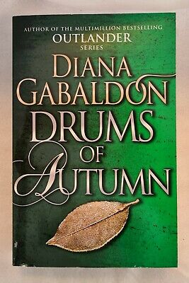 AU9.95 • Buy Drums Of Autumn Book Four Of The Outlander Series By  Diana Gabaldon