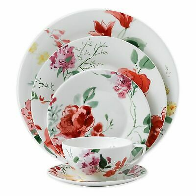 £42.47 • Buy NEW Wedgwood JASPER CONRAN Floral 5 Piece PLACE SETTING (s) - MULTI AVAILABLE
