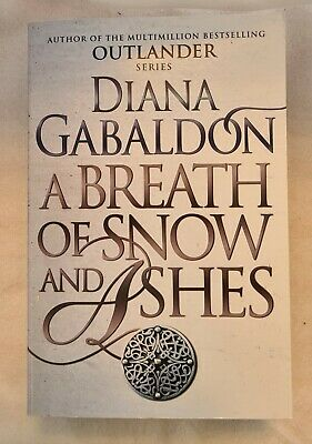 AU10.95 • Buy A Breath Of Snow And Ashes Book Six Of The Outlander Series By Diana Gabaldon