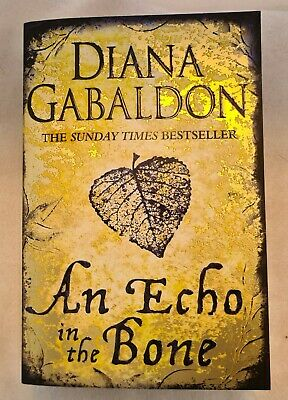 AU10.95 • Buy An Echo In The Bone Book Seven Of The Outlander Series By Diana Gabaldon
