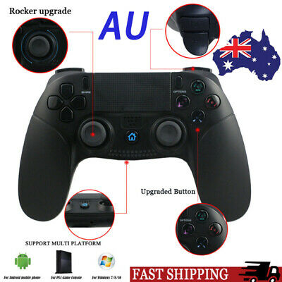 AU39.49 • Buy Wireless Bluetooth Controller Game Joypad Game Console For PS4/S3 Android Window