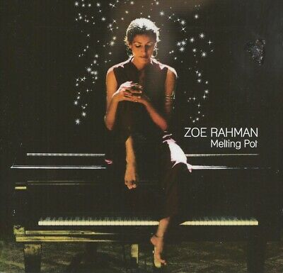 Zoe Rahman - Melting Pot CD • 12£