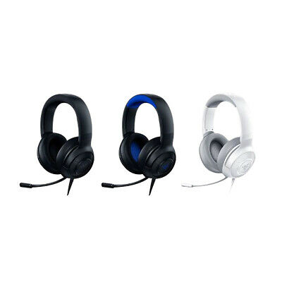 AU93.99 • Buy Razer Kraken X Ultralight 7.1 Gaming Headset With Microphone All Colours TS