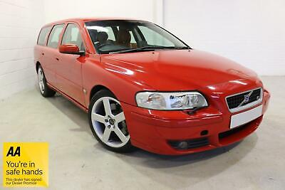 2004 Volvo V70 2.5 R Geartronic 5dr • 7,795£