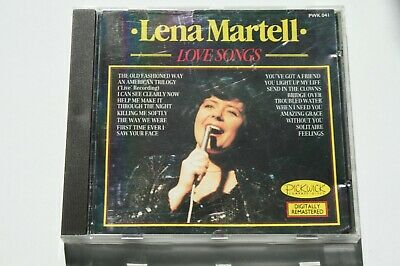 £1.49 • Buy Lena Martell  Love Songs  CD Excellent Condition Plays Perfect
