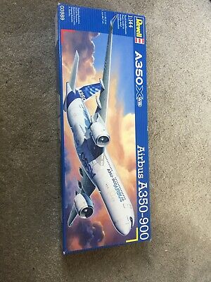 Revell 03989 1/144 Scale Airbus A350-900 XWB Model Aircraft Air Kit Flugzeug • 20£