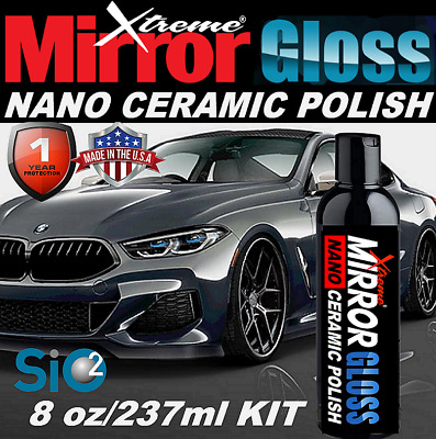 $26.95 • Buy Ceramic Car Coating Pro Grade Paint Sealant Car Polish Wax Ultra Shine Car Armor