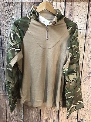 New Genuine British Army Issue, MTP FR Ripstop UBACS Under Body Armour Shirt • 10£