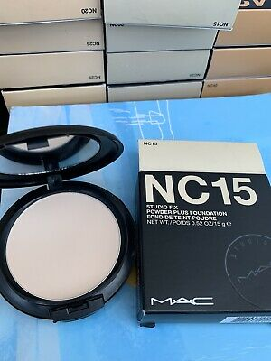 £24 • Buy M.A.C Studio Fix Powder Plus Foundation 15g New & Boxed.  Choose Your Shade