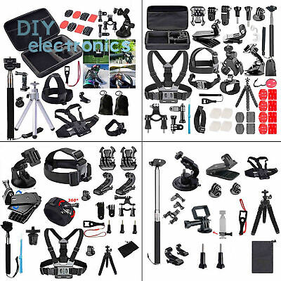 $ CDN47.59 • Buy Model HERO7 Black Action Camera Accessories Kit For GoPro Hero 6/5/4 US